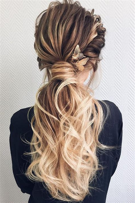 chic  easy wedding guest hairstyles hair nails