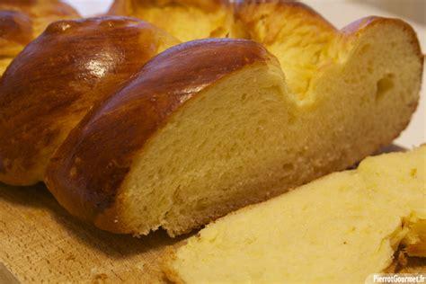 recette de cuisine creole brioche tressée pierrotgourmet fr