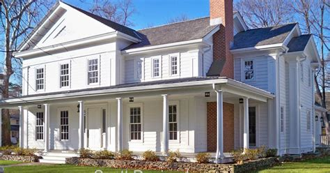 Original 1800s Farmhouse by Farmhouse From 1800s Gets Renovated