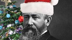 Benjamin Harrison and the White House's First Christmas ...