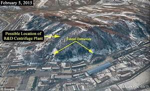 North Korean secret nuclear site is discovered by US ...