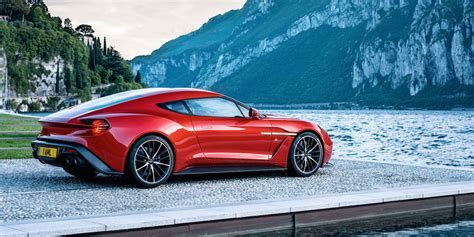 Aston Martin Will Build The Stunning Vanquish Zagato