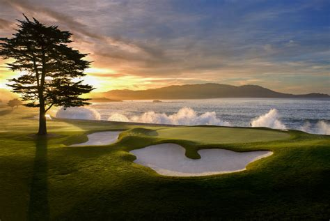 carmel  pebble beach  double date golf escape tlm