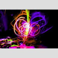 Visual Arts  Light Graffiti  Christian Palmieri