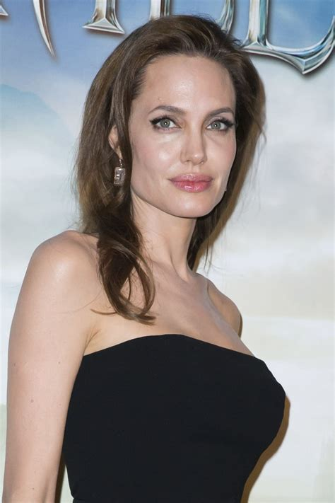 ANGELINA JOLIE at Maleficent Photocall in Paris - HawtCelebs