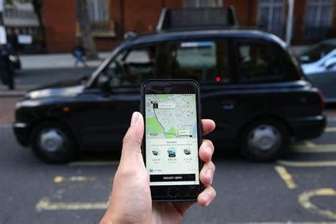 Uber's New Ceo Dara Khosrowshahi On London Ban
