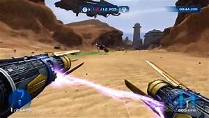 Tatooine Race Kinect Star Wars Gameplay GameSpot