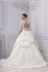 the wedding dress with a dramatic back arabia weddings With wedding dresses with dramatic backs