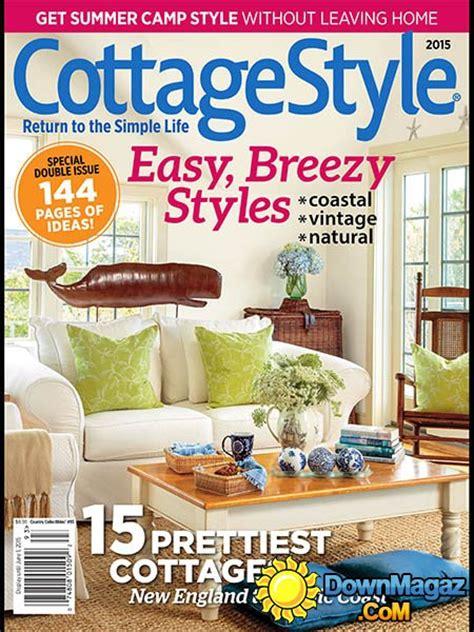 Cottage Style 2015 » Download Pdf Magazines Magazines