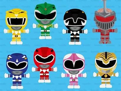 Power Rangers Clipart Ranger Clipartlook Digital Clip