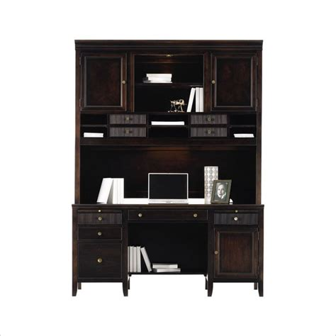 stanley furniture desk and hutch computer desks commercial and home office computer desks
