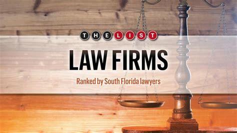 law firms florida south slideshow