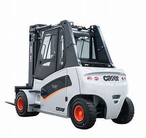 A80x Electric Forklifts