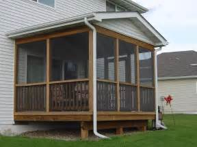 wrap around deck designs beautiful screened patio 8 do it yourself screened porch newsonair org