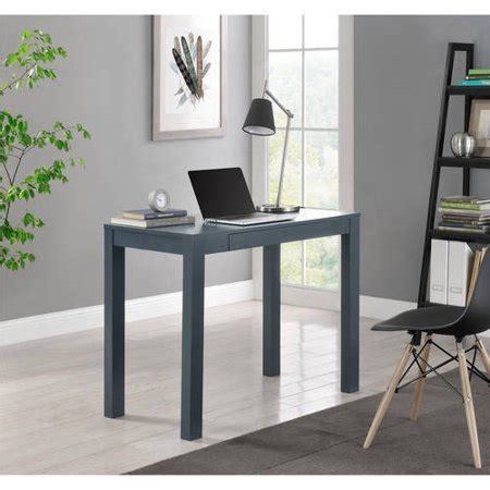 mainstays parsons desk with drawer mainstays parsons desk with drawer colors