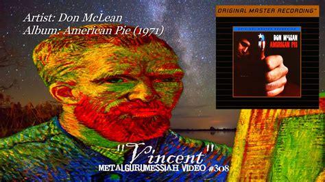vincent don mclean  hd flac metalgurumessiah