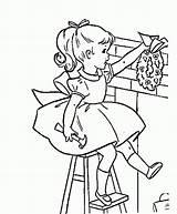 Coloring Printable Coloringhome Decor Getcolorings sketch template