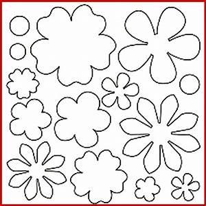 Blumen Zum Ausdrucken : blumen schablonen zum ausdrucken rooms project ~ Watch28wear.com Haus und Dekorationen