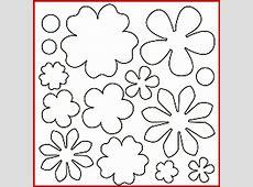 Blumen Schablonen Zum Ausdrucken Rooms Project Rooms