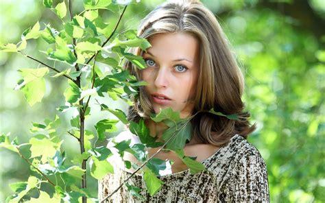Tamara, Women, Blue Eyes, Blonde, Mpl Studios, Face