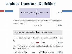PPT - 10. Laplace TransforM Technique PowerPoint ...