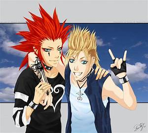 axel images Axel and Demyx wallpaper and background photos ...