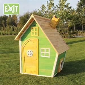 Spielhaus Holz Garten : kinder spielhaus exit fantasia 100 comic kinderspielhaus ~ Articles-book.com Haus und Dekorationen