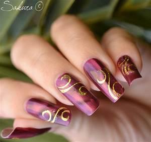 Nail art new designs polish