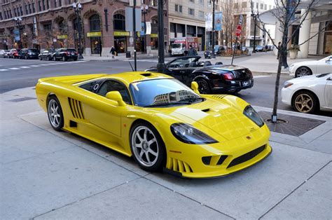 2005 Saleen S7 Black Stock # Gc1005a For Sale Near Chicago