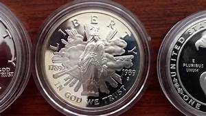 The Coins From The Usa  Canada And Other Countries