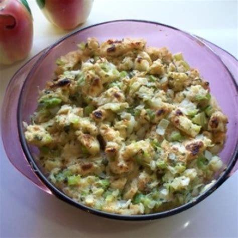 sage stuffing recipe finegardening