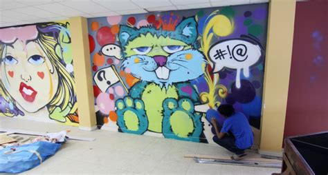 Grafiti Faiz : Joining All People Into New Concepts