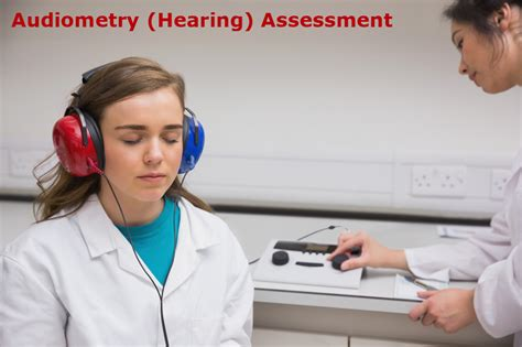 audiometryhearing test occupational health