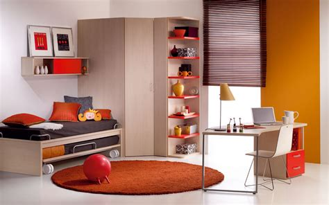 Cool Kids And Teen Room Design Ideas From Asdara