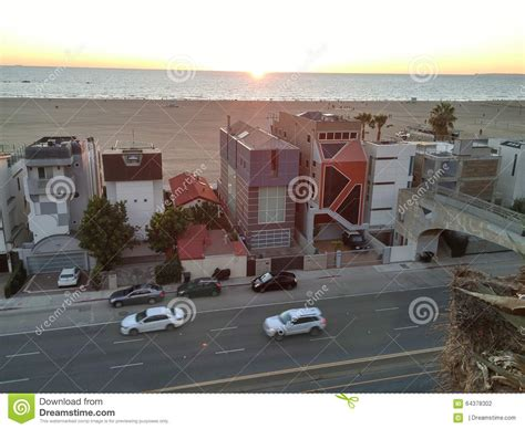 pacific coast cabinets santa santa highway stock image cartoondealer 77355799