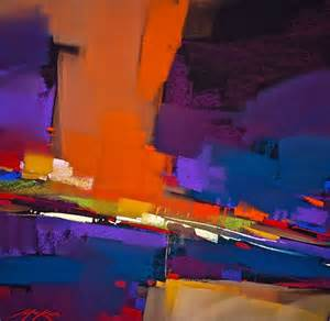 Michael McKee Abstract Painting