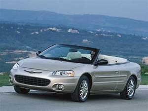 Chrysler Sebring Convertible Specs - 2001  2002  2003