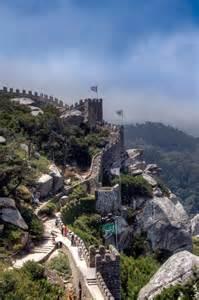 Moor Castle Sintra Portugal