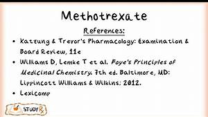 Methotrexate - Mechanism Of Action And Side Effects