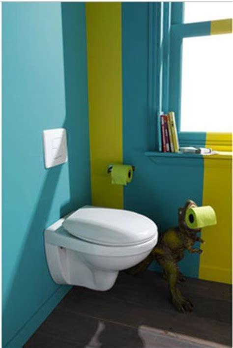 Armoire Wc Leroy Merlin by D 233 Coration Toilettes Vert Et Bleu Wc Suspendu Leroy Merlin