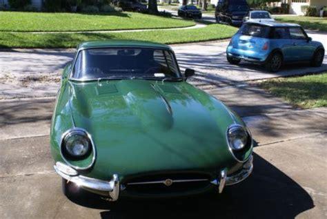 buy   jaguar  type xke series  coupe british