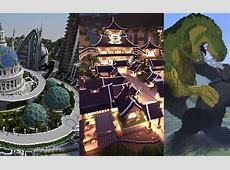 50 Minecraft Creations You Have to See To Believe 2018