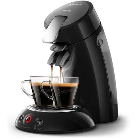 Philips Koffiezetapparaat Hd7447 20 Zwart by Philips Senseo Original Koffiepadmachine Hd6556 20 Zwart