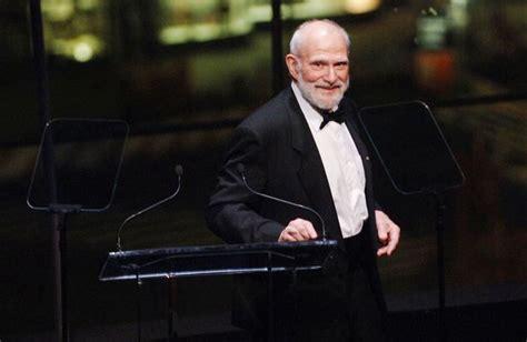 Oliver Sacks dead: British neurologist played by Robin ...