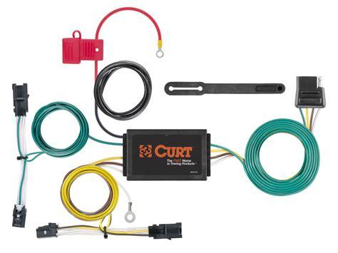 Buick Lacrosse Curt Mfg Trailer Wiring Kit