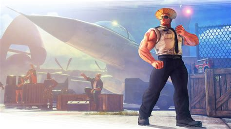 Street Fighter V Guile Wallpapers  Hd Wallpapers  Id #17855