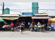 Toul Tom Poung Russian Market, Phnom Penh, Cambodia