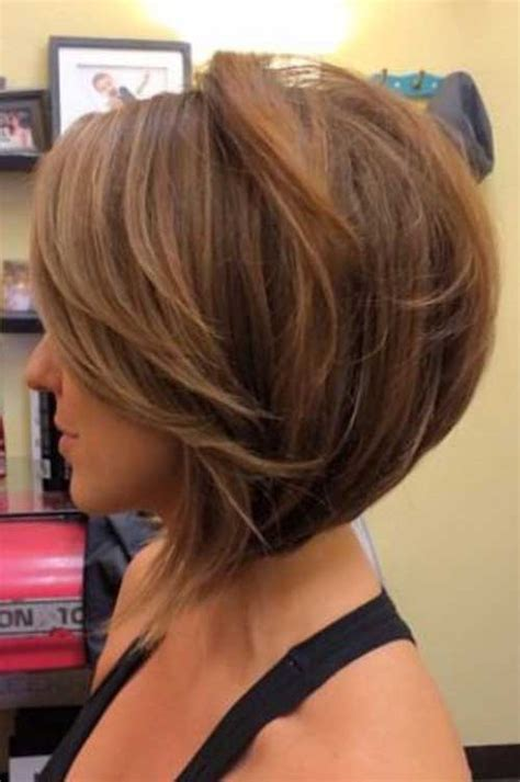layered bob hairstyles bob hairstyles  short