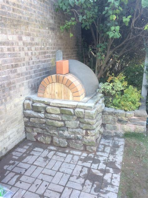 How To Build An Outdoor Brick Pizza Oven Stepbystep Diy