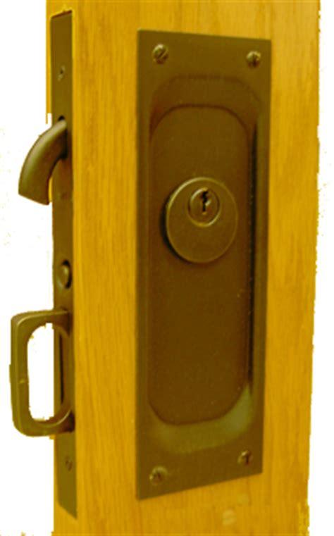 pocket door lock with key pocket door hardware sliding door locks with key baldwin